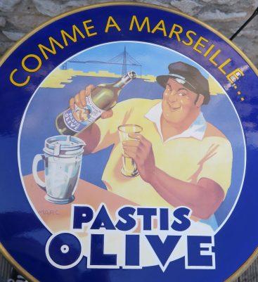Pastis Çôte d'Azur