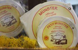 Munster-Kaese aus dem Elsass