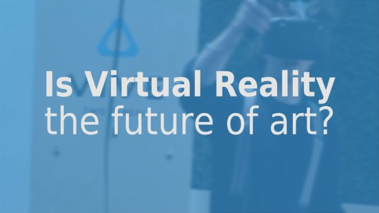 VR: Future Of Art? (University Project)