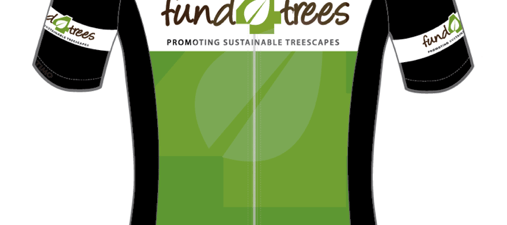Fund4Trees cycle jersey