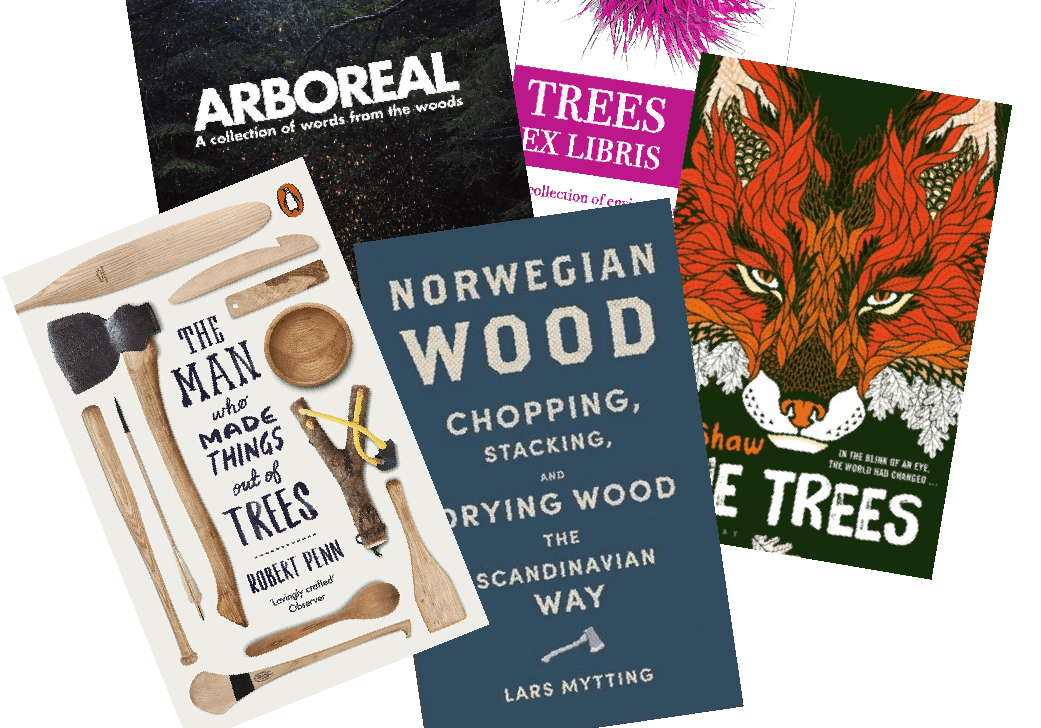 Top tree and nature books 2016