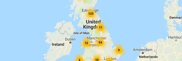 The Great British Elm Search