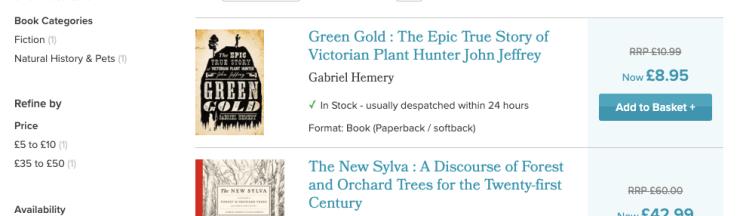 Books by Gabriel Hemery on Hive