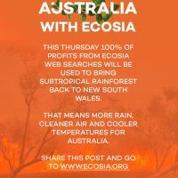 Search to help forests in Australia