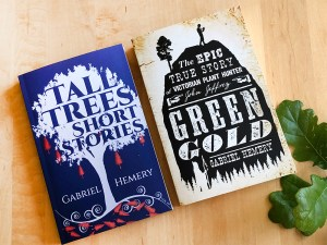 Green Gold and Tall Trees Short Stories Vol20