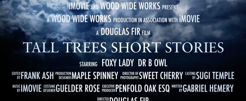 Tall Trees Short Stories trailer