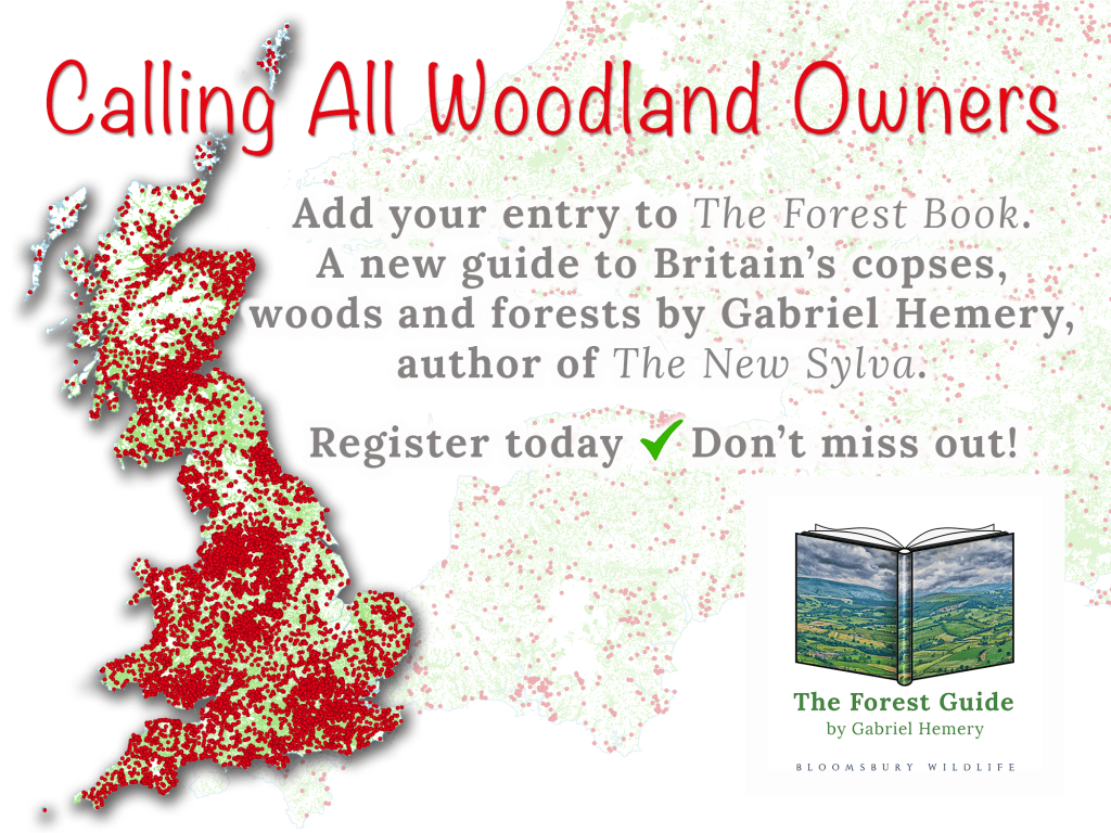 Register in The Forest Guide