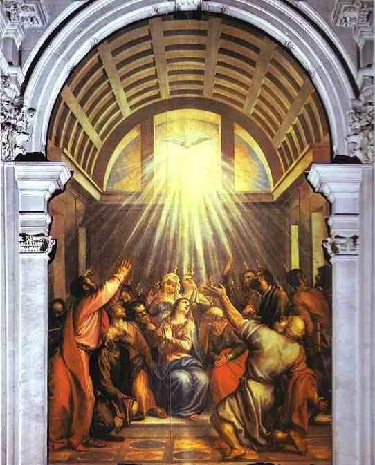 La solennità di Pentecoste (1/2)