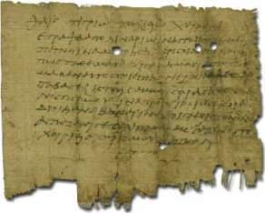 papiro di Ossirinco