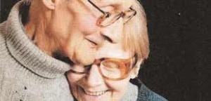 Gorz e sua moglie