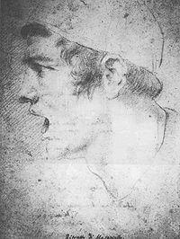 Aniello Falcone, Ritratto di Masaniello