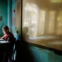 Steve McCurry, Imparare a leggere è accendere un fuoco