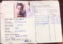 carta identità tutsi
