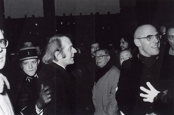 Deleuze, Foucault, Sartre