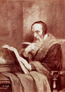 Jean Calvin (Calvino) 1509 - 1564)