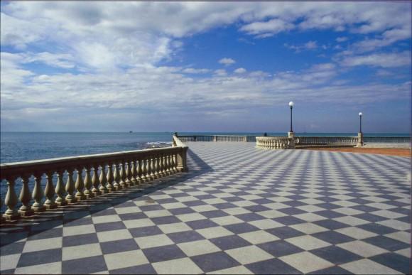 Livorno, Terrazza Mascagni
