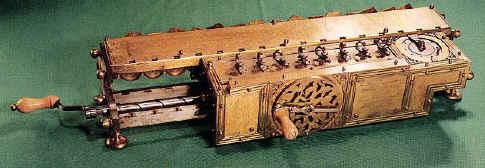 La macchina calcolatrice di Leibniz