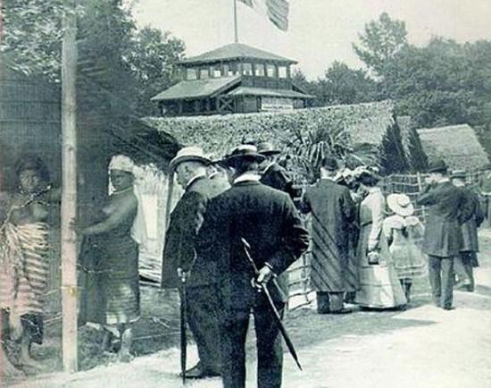 Deep Racism The Forgotten History Of Human Zoos Gabriella Giudici