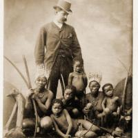Deep Racism: the Forgotten History of Human Zoos
