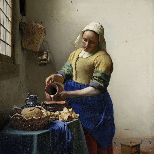 Vermeer, Lattaia