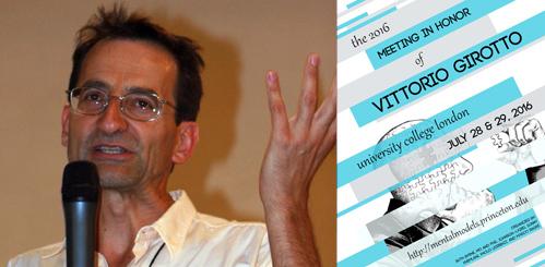 Vittorio Girotto (1956 - 2016)