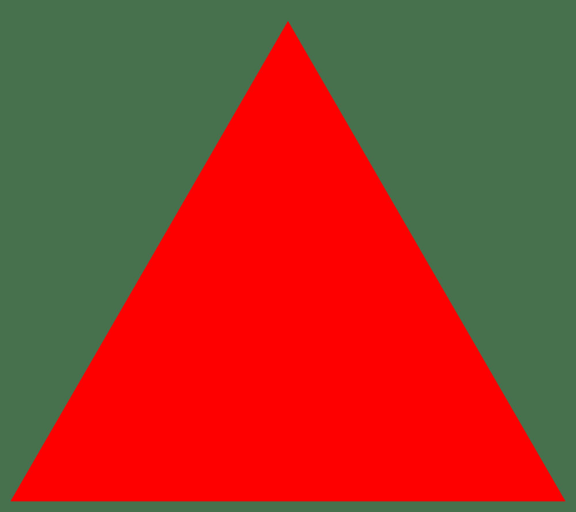 Risultati immagini per triangolo png