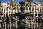 Fontana Plaza Real Barcelona (2)