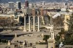Panoramica Plaza de España