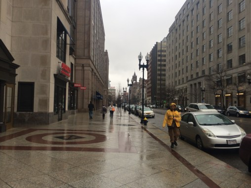 On a rainy Boston day we embarked on an adventure....