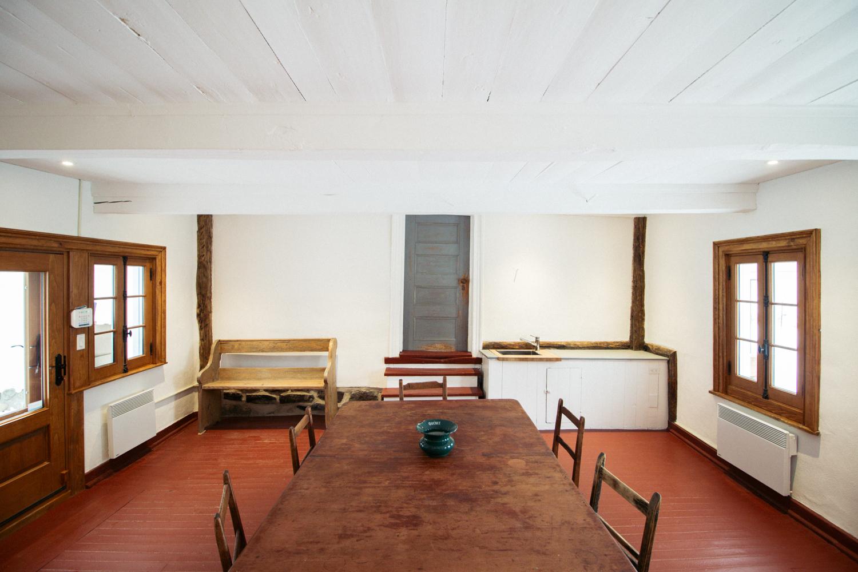 salle à manger ancestrale