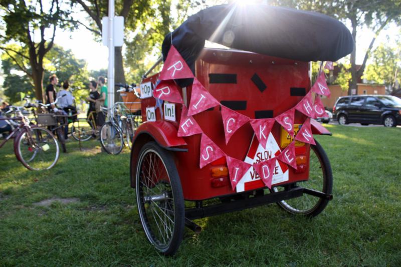 Art Spin Rickshaw Residency