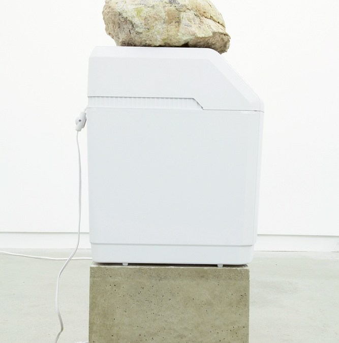 Jason de Haan reviewed in Art in America