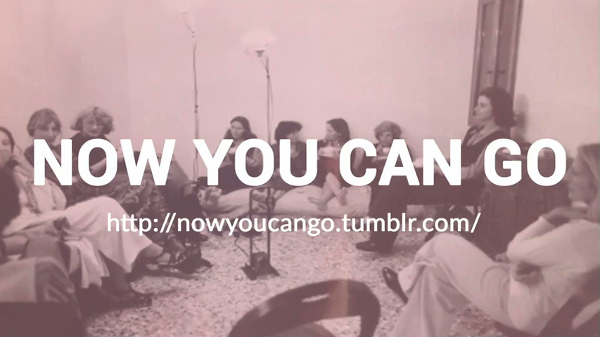 "Panel discussion at Now You Can Go, ""In or Out?: On Leaving the Art World and Other Systems"""