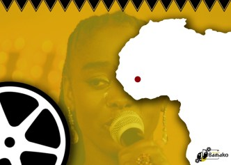 cartão postal F - Bamako