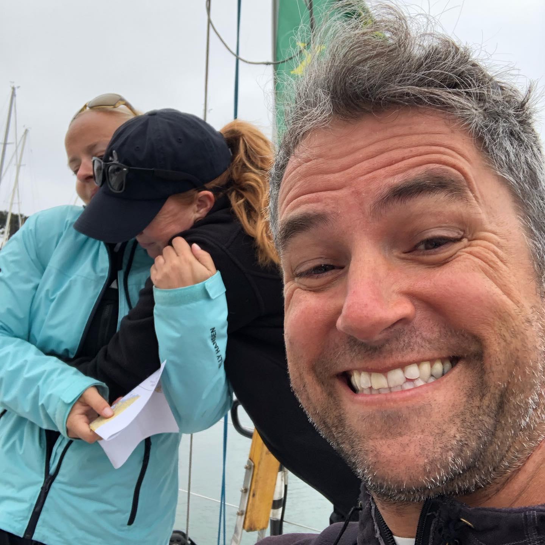 2021 Rolex Big Boat Series on Stewball Express 37