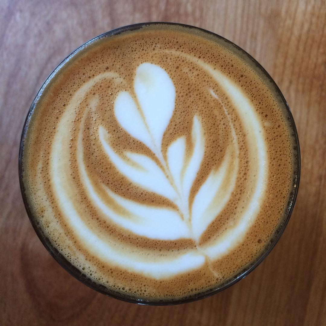 Back home @moderncoffee