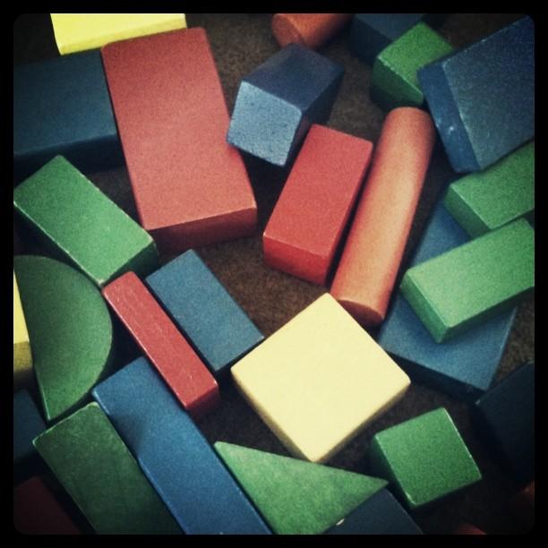 Emily's blocks