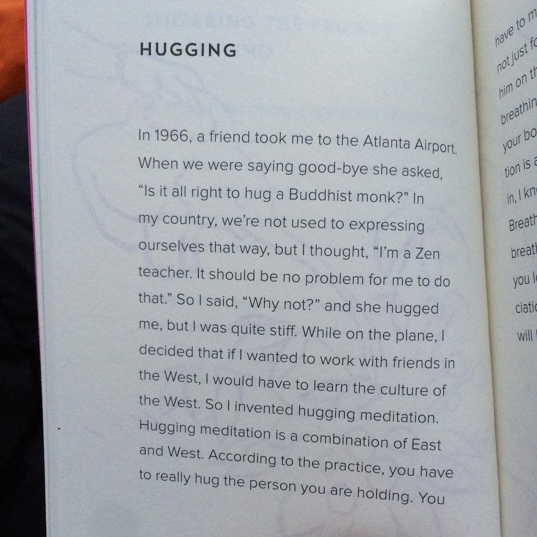Hugging (1)