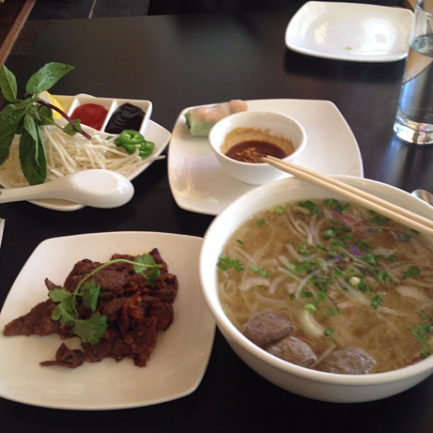 It's a pho kind of day :)