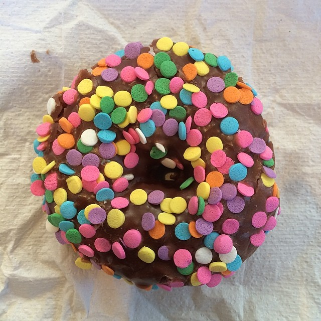 Mmmm donut