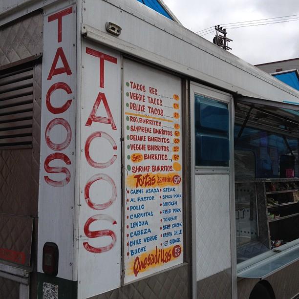 Mmmm tacos :)