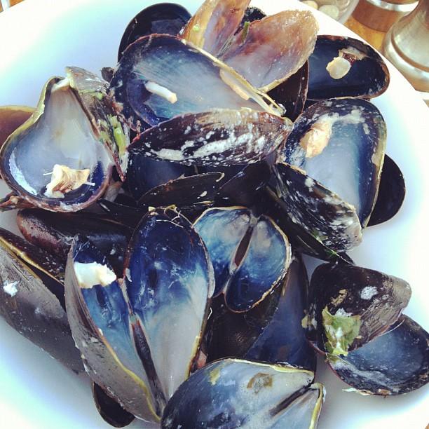 Mmmmm mussels