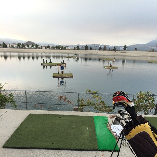 One of the top 50 driving ranges in the US