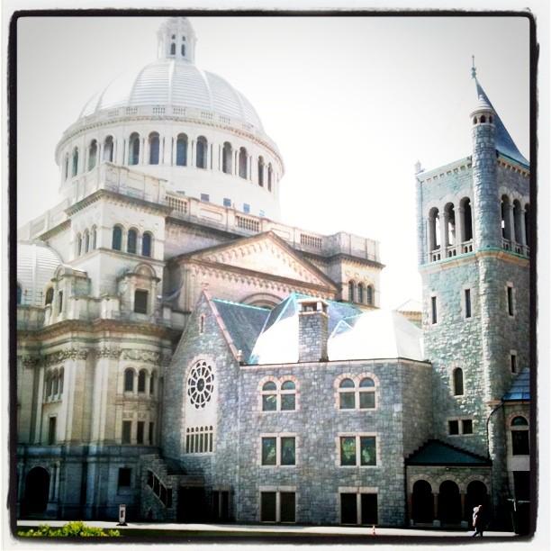 Original edifice