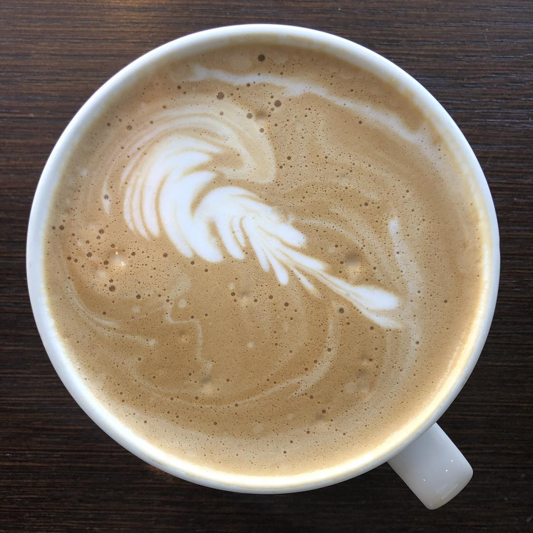 Plus a bonus latte for your Friday enjoyment @colecoffeeinc