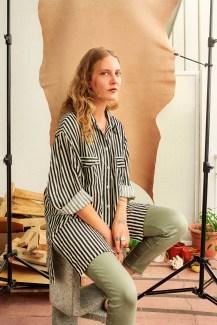 jewelry designer Editorial portrait by Gabriel Solis
