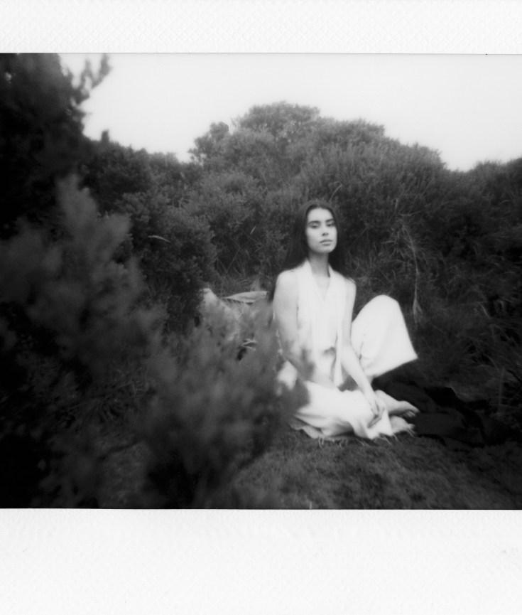 polaroid fashion photography by Gabriel Solis