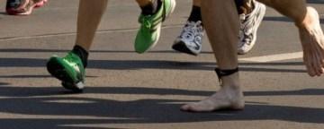 Am alergat descult la Raiffeisen Bank Bucharest International Marathon