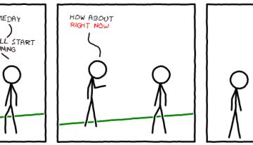 Motivaţia de luni – Intr-o zi
