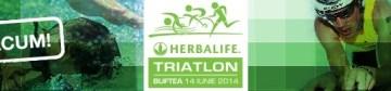 Vă invit la Herbalife Triatlon Buftea 2014